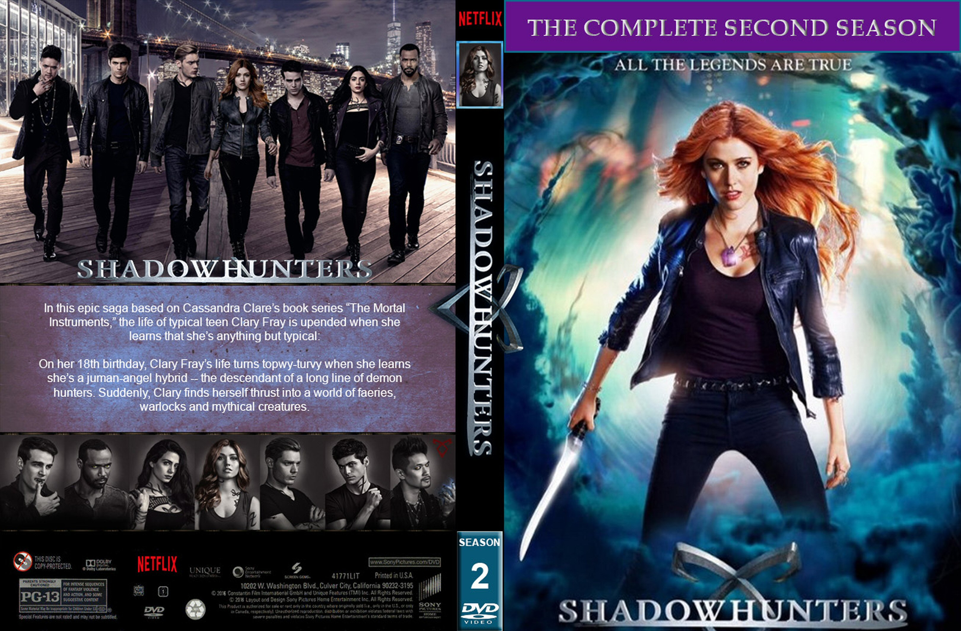 Shadowhunter Staffel 2